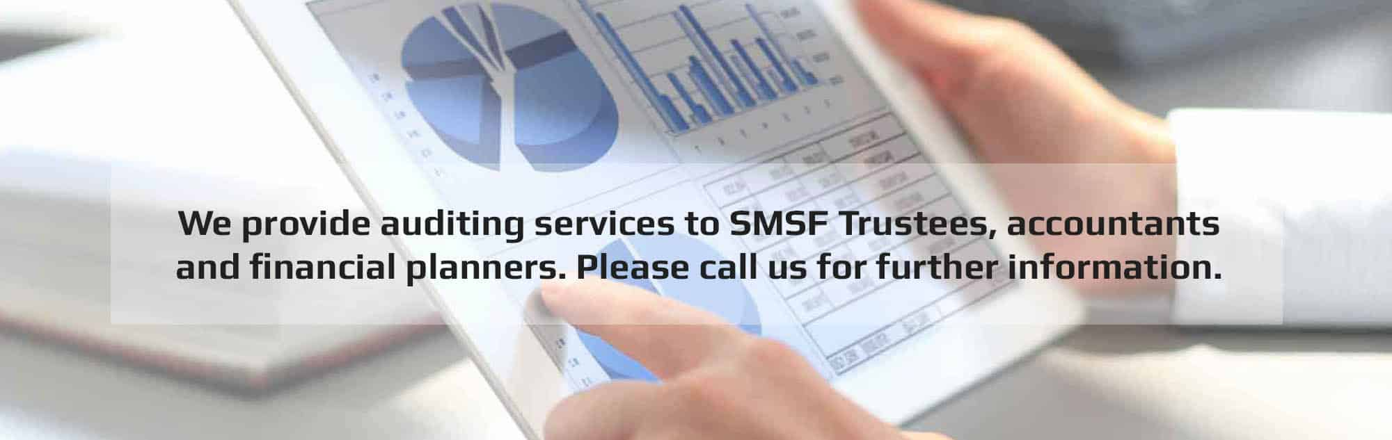 SMSF Auditing Services in Australia
